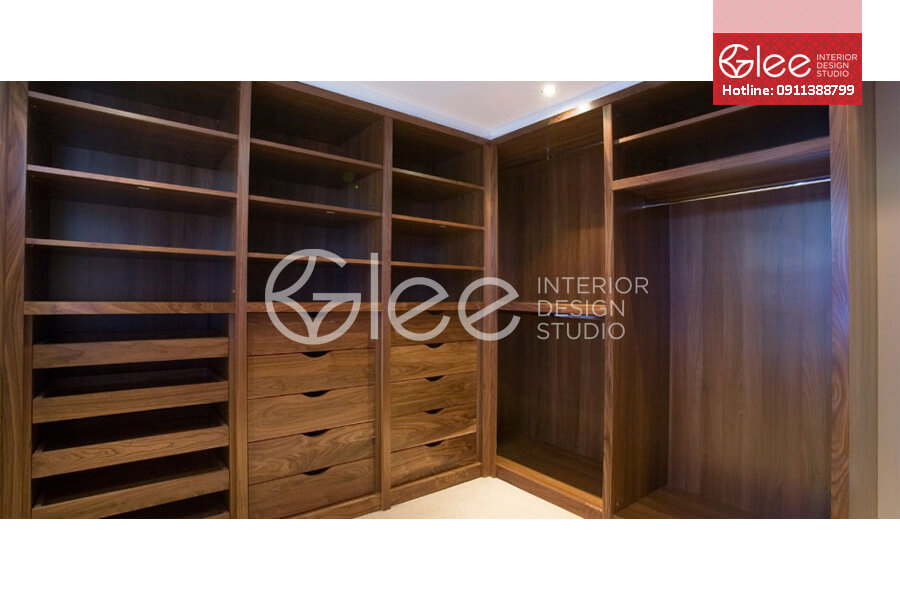Tủ quần áo gỗ GTA11